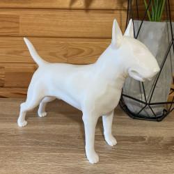 Statue Bull Terrier -...