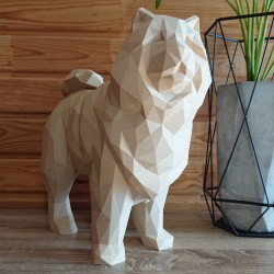 Statue Chow chow -...